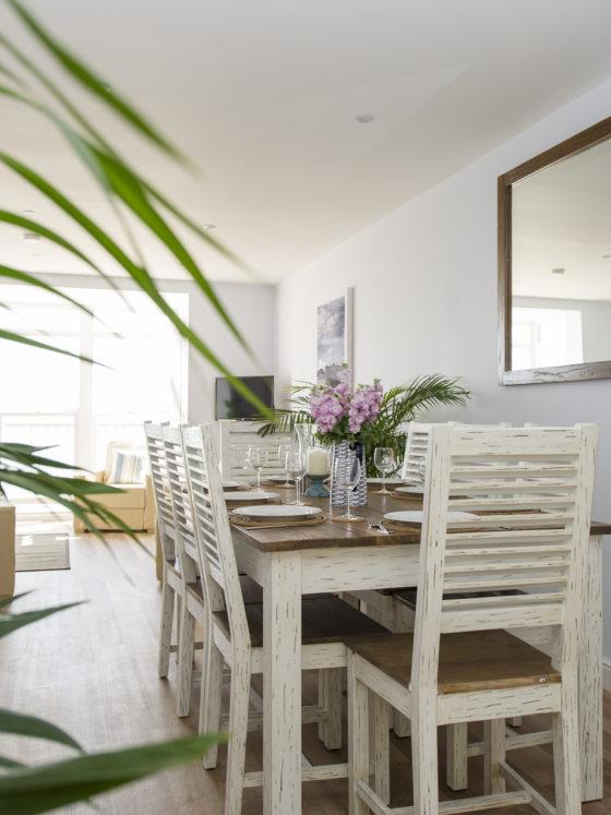 Beach Houses - Dining Room