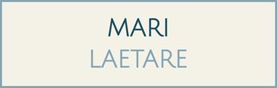 Mari Laetare Logo