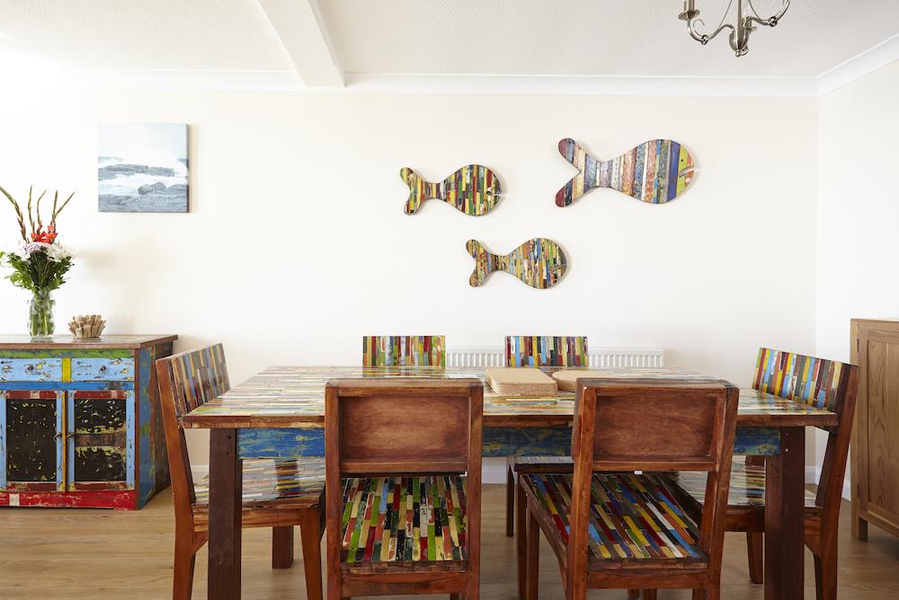 Mari Laetare - Dining Room